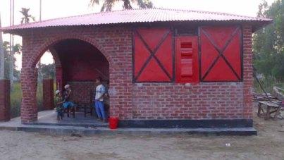 Library in Teknaf